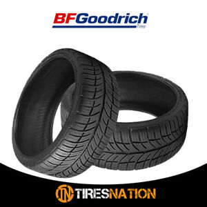 2 New Bf Goodrich G force Comp 2 A s 305 35zr20 104y Tires