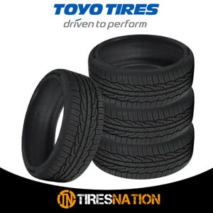4 New Toyo Extensa Hp Ii 245 35 20 95w High Performance Handling Tire