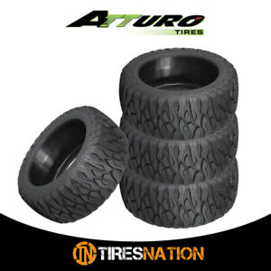 4 New Atturo Trailblade Boss 35x13 5r15 121q Tires