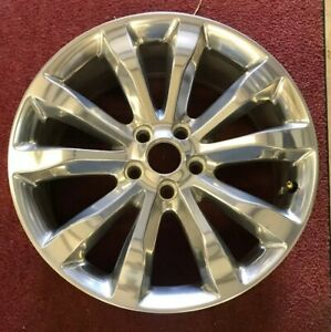 19 Oem Factory Chrysler 300 2014 2019 Wheel 2538 19x7 5 Polished Very Nice