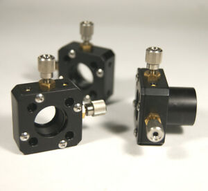 Thorlabs Scp05 X y Translating 1 2 Lens Mount For 16mm Cage System
