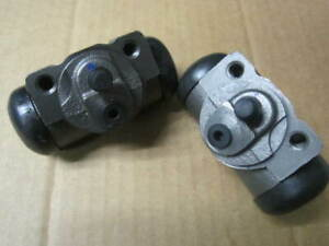 62 63 64 Dodge Plymouth 63 64 Chrysler Rear Wheel Cylinders Pair L R