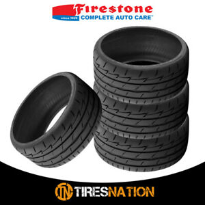 4 Firestone Firehawk Indy 500 235 45r17 94w All Season Performance Tires