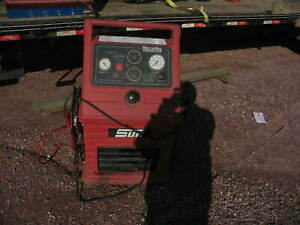 Snap On Motorvac Eefs100b Fuel System Cleaner Tester