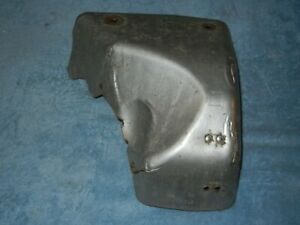 Saab Turbo Heat Shield 9 3 4 Cylinder Part 12786228 2003 2011