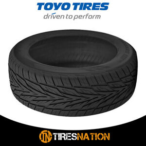 1 New Toyo Proxes S T Iii 255 60 17 110v Highway All Season Tire