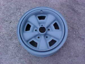 Chevy Camaro Z 28 5 Spoke Steel Mag Wheel 15 X 7 Au