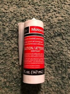 Ford Motorcraft High Performance Engine Rtv Silicone Ta 30 5 Oz Tube