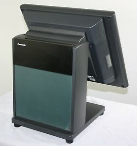 Panasonic Js 960 Ws Stingray Envo Work Station Pos Register Complete Unit P4500