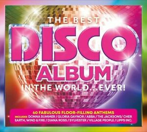 Various Artists Best Ever Disco Various New CD UK Import $10.74