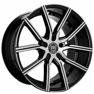 4ea 24 Lexani Wheels Gravity Bm Rims s4
