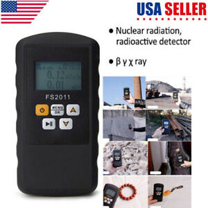 Y Xray Radiation Detector Nuclear Radiation Monitor Meter Smart Geiger Counter