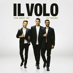 Il Volo 10 Years The Best Of New CD With DVD $19.38