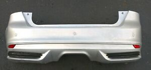 Used 2013 2014 Ford Focus St Rear Bumper W Park Assist Greyhound Shipped