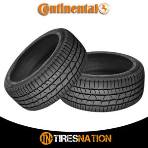 2 New Continental Conti Winter Contact Ts830p 245 45r17 Xl 99h Tires