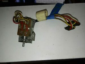 1961 1962 1963 Lincoln Continental Convertible Top Down Retract Limit Switch