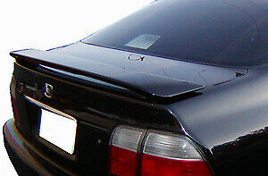 Factory Style New Trunk Spoiler Rear Wing Honda Accord 96 97 Black