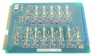 Svg A3101 Signal Conditioner Board Assy 859 0614 004e