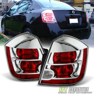 For 2007 2008 2009 Sentra Taill Lights Brake Lamps Replacement 07 09 Left Right