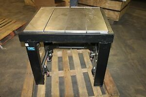 Tmc Vibration Isolation Table air Table Micro g 36 By 31 And 31 Tall