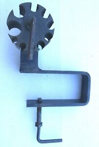 Tool To Hold Lock Cylinders For Re key Locksmith
