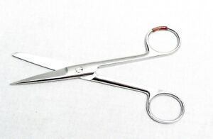 Aesculap Bc325r Suture Scissors 6 S b Straight