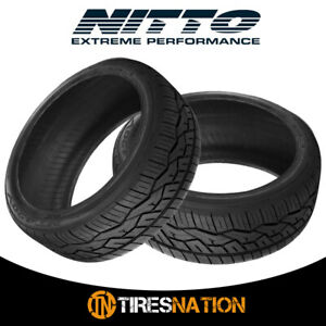 2 New Nitto Nt420v 275 45r20xl Tires