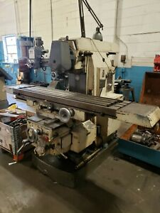 Fexac Horizontal Milling Machine With Vertical Head
