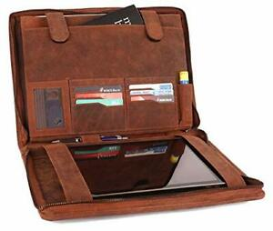 Supreme Business Portfolio By Rustic Town Professional Organizer For brown