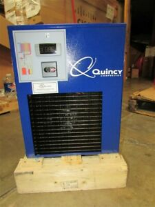 New Quincy 25 Cfm Refrigerated Air Dryer 115v 1ph 60hz Qpnc 25 Cosmetic Damage