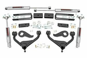 Rough Country 3 Lift Kit For 20 21 Chevy Silverado gmc Sierra 2500 Hd 95830