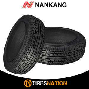 2 New Nankang Cx668 Nankang 165 80r15 87t Tires