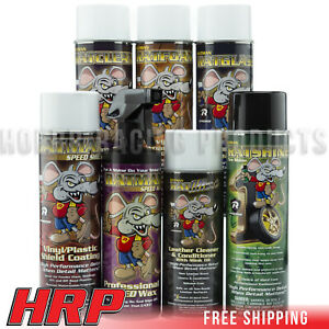 Ratman Complete Interior And Exterior Car Care Kit