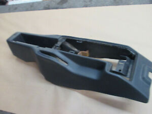 85 92 Firebird Formula Gta Trans Am Center Console Base 0817 4