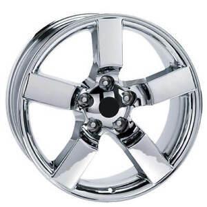 4ea 20 Ford Lightning Wheels Fr 50 Chrome Oem Replica Rims S2