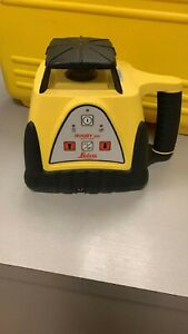 Leica Geosystems Rugby 100 Self leveling Construction Rotating Laser Level