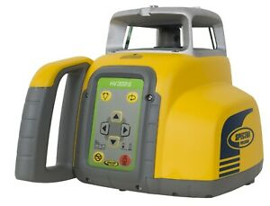Spectra Precision Hv302g Green Beam Horizontal vertical Rotary Laser Level