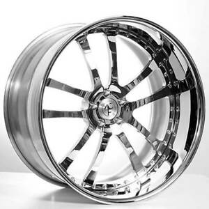 4ea 19 Staggered Ac Forged Wheels Rims 312 Ch 3 Pcs S2