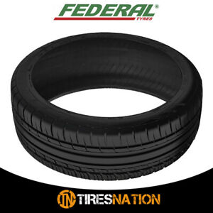 1 New Federal Couragia F x 295 30zr22 Tires
