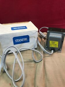Stancor P 8640 Step up Auto Transformer 230v 500va 2 17a