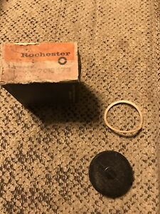 Gm Nos 7013573 59 61 Chevy 2 Barrel Choke Stat Cover And Coil