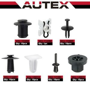 61 Air Conditioning Air Channel Fastener Retainer Assortment For 10 15 Bmw Z4