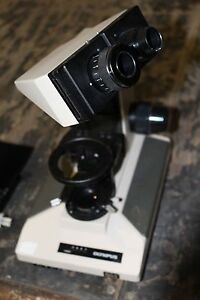 Olympus Bh 2 Microscope With Head