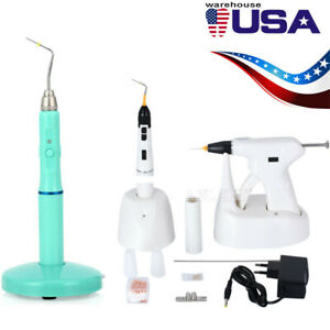 Dental Endo Obturation System Gun Pen Tips Kit gutta Percha Heated Pen Westcode