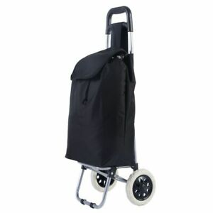 Large Capacity Light Weight Wheeled Shopping Trolley Cart