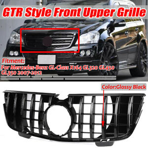 For Mercedes Benz X164 Gl Class 2007 2012 Gl320 Gl350 Gl450 Grill Grille Gt