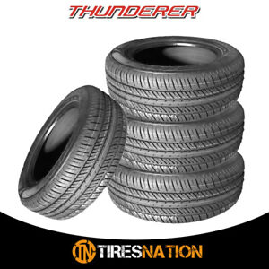 4 New Thunderer Mach 1 R201 165 80r15 87t Tires