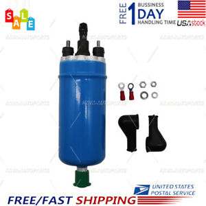 New Inline High Pressure Electric Fuel Pump Universal Replacement 0580464070