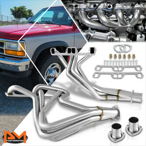 For 68 96 Dodge plymouth Small Block 318 340 360 Stainless Steel Exhaust Header