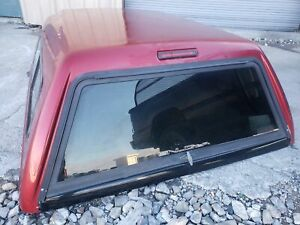 Aftermarket Snugtop Camper Shell For 2008 Ford F150